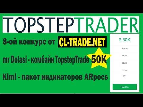 итоги конкурса TopsrepTrader 50K от CL-trade 2018