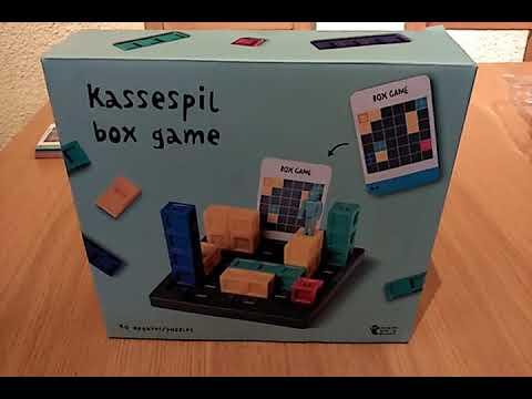 Resultado de imagem para kassespil box game