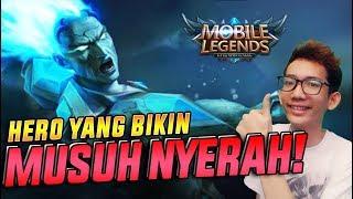 HERO SADIS YANG BIKIN LAWAN NYERAH! - Mobile Legend Indonesia