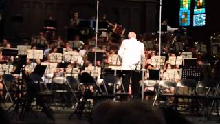 nysssa 2011 wind ensemble american overture for band jenkins