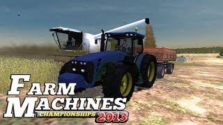 تحميل لعبة Farm Machines Championships 2014  كاملة