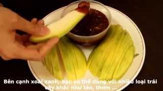 Thai Fruit Dipping Sauce Nam Pla Wan น้ำปลาหวาน