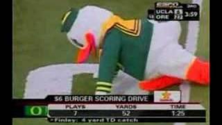 Greatest Onside Kick EVER - Oregon vs. UCLA
