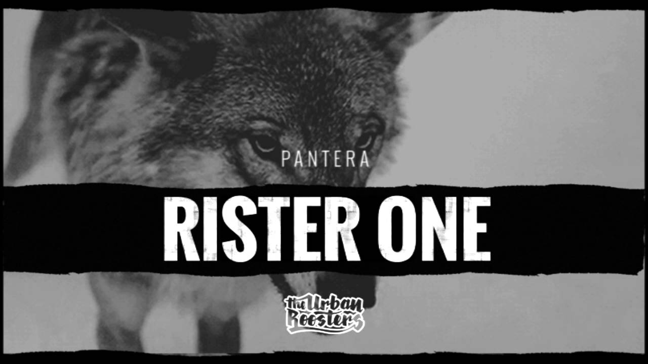 Instrumental RISTER ONE para The Urban Roosters - PANTERA