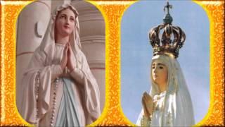 Lourdes & Fatima : Ave Maria instrumental (pour 48 couplets)