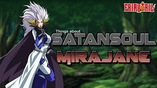 20 Things about Fairy Tail Satan Soul Mirajane