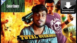 How to use Cheats in Total overdose [Game link / Cheat Engine]