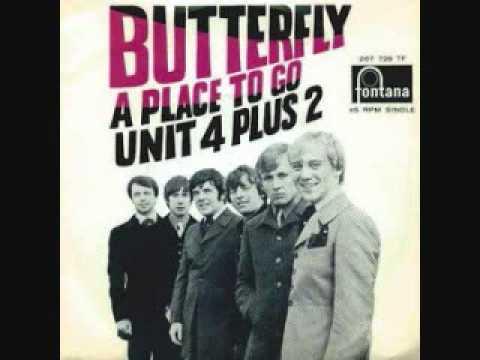 Unit 4+2 - Butterfly (1967)