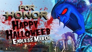 Video For Honor: Happy Halloweeb [Endless March] download MP3, 3GP, MP4, WEBM, AVI, FLV Oktober 2017