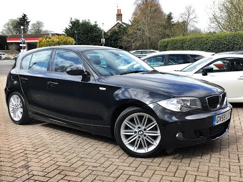 BMW 1 Series 2.0 118d M Sport 5dr for Sale at CMC-Cars, Near Brighton, Sussex