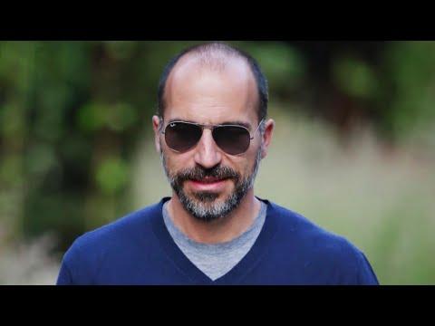 How Uber's board sold Dara Khosrowshahi on the CEO job