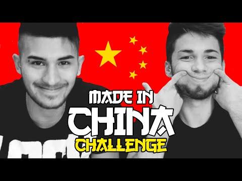 MADE IN CHINA CHALLENGE - Matt & Bise