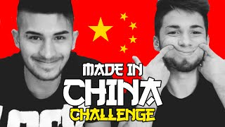 MADE IN CHINA CHALLENGE - Matt & Bise