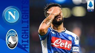 Napoli 2-2 Atalanta | L' Atalanta non demorde: 2-2 con rosso e 10' di recupero! | Serie A
