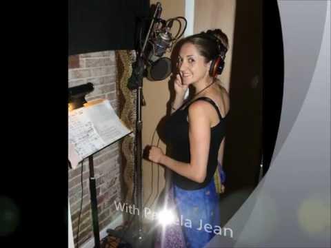 Pamela Jean, Behind The Scenes, Nashville Recording Session 2012