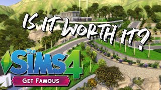 IS IT WORTH IT? - THE SIMS 4 GET FAMOUS REVIEW
