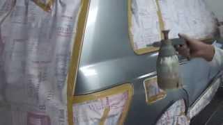 Покраска автомобиля - MERCEDES-BENZ GLK 350 CDI, как НУЖНО красить автомобиль)(FASPLUS.RU Покраска автомобиля - MERCEDES-BENZ GLK 350 CDI: покраска дверей, заднего крыла (правая сторона), локальная покрас..., 2012-12-20T00:36:28.000Z)