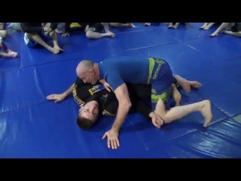 Trening jiu-jitsu Ronin Gold Team Koszalin