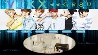 [APC Collab || Areia Remix] VIXX - YOU'RE IMPRESSIVE (G.R.8.U) (?.?.?.?.?) MP3