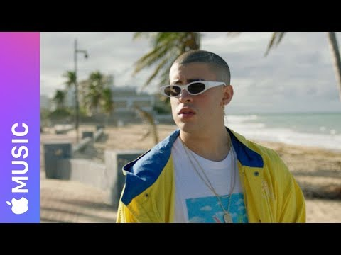 Apple Music — Up Next: Bad Bunny — Trailer