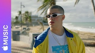 Apple Music — Up Next: Bad Bunny — Trailer