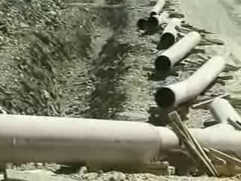 Canadian Pipeline Construction 2