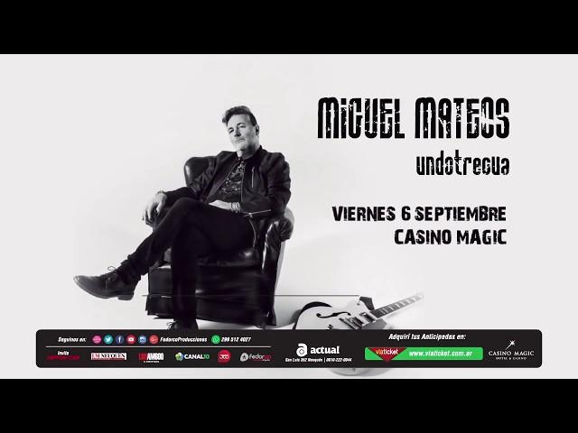 Miguel Mateos - Fedorco Producciones