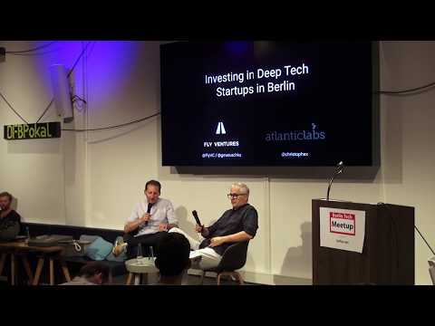31st Berlin Tech Meetup - Panel with Christophe Maire (Atlantic Labs) | 20.07.2017