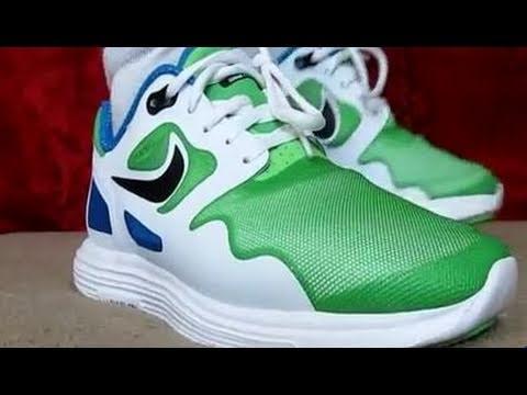 Nike Air Flow Tier Lunar Sneaker Review , History + On Feet W/ @DjDelz