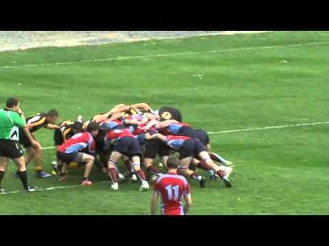 Xavier HS Rugby Championship Season - US Northeast Finals Xavier 41 McQuaid 5 at West Point 5-9-10