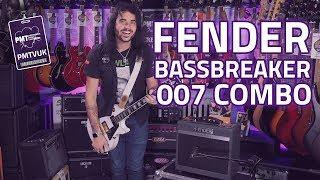 Fender Bassbreaker 007 Combo Guitar Amp Review