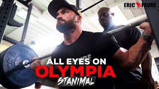 How Stanimal Became Training Partners With Shawn Rhoden | All Eyes On Olympia