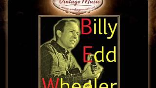 Billy Edd Wheeler -- I Ain't Going Home Soon