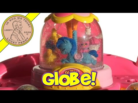 Glitzi Globes Showcase Display Make Your Own Globe Kit YouTube Toy Video Reviews For Kids Toysreview