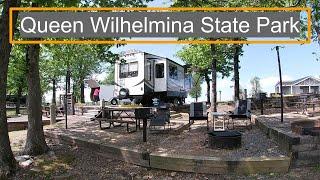 Queen Wilhelmina State Park | Arkansas State Parks | Best RV Destinations