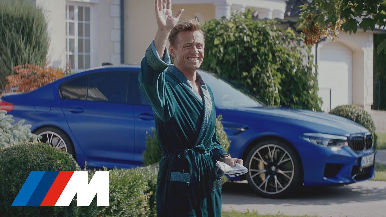 Welcome to BMW M Town – Where TOO MUCH is just right ...