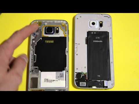 Samsung galaxy S6 и китайская подделка