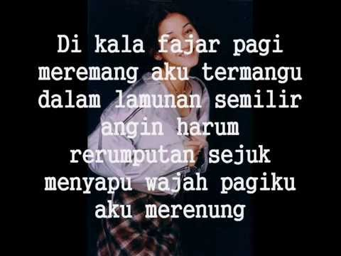 Nike Ardilla - Pudar [Video Lyrics]