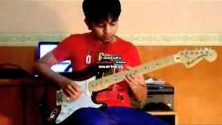 Bheegi Bheegi - Gangster movie Guitar Solo