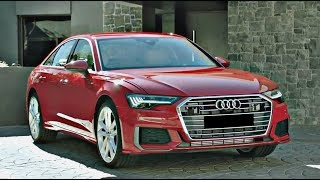 Audi A6 2018 NEW FULL Review Interior Exterior Infotainment 2019 5 Series and E Class Rival