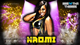 2015: Naomi 6th & NEW WWE Theme Song -