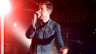Kaiser Chiefs - The Factory Gates 13 February 2014 Scala LIVE HD