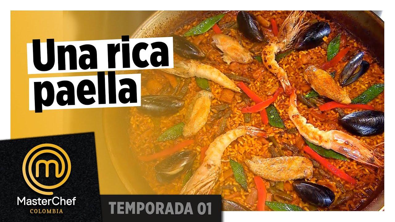¡Una prueba de eliminación con sazón español! | MASTERCHEF COLOMBIA | TEMPORADA 01