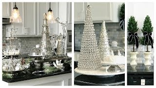 NEW! How To Set Up A Glam Christmas Buffet Station