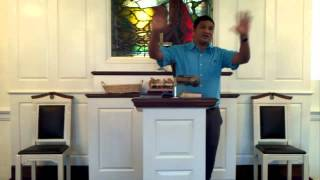 Easter - Pastor Yacob Monger - Nepali Church of Roanoke