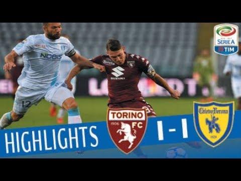 Torino - Chievo 1 - 1 - Highlights - Giornata 13 - Serie A TIM 2017/18