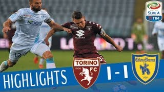 Torino - Chievo 1-1 - Highlights - Giornata 13 - Serie A TIM 2017/18