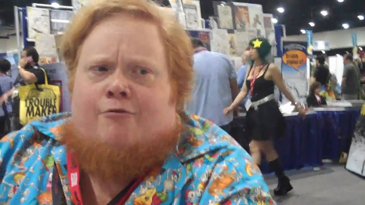 Harry knowles weight loss
