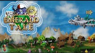 Emerald Tale in English