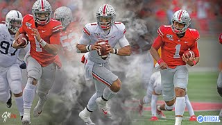 II Congratulations II The Official Highlights of Ohio State Sophomore QB Justin Fields